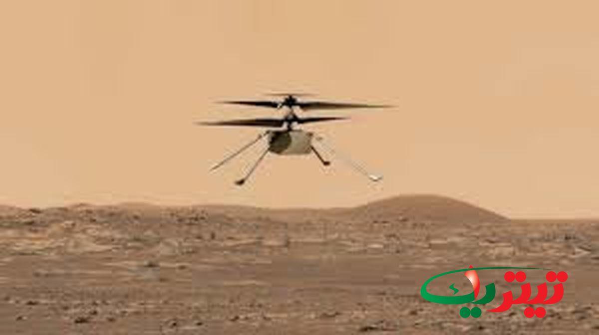 هلیکوپتر مریخی ناسا حین انجام ششمین پرواز آزمایشی با اختلال روبرو شد و در نتیجه در فاصله ۵ متری مکان تعیین شده روی سیاره فرود آمد.